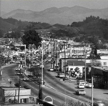 Mt. Diablo Blvd, 1970
