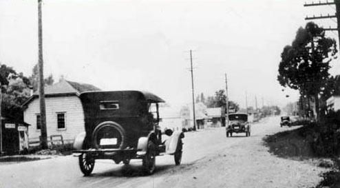 Mt. Diablo Blvd, 1926