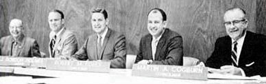 City Council 1968